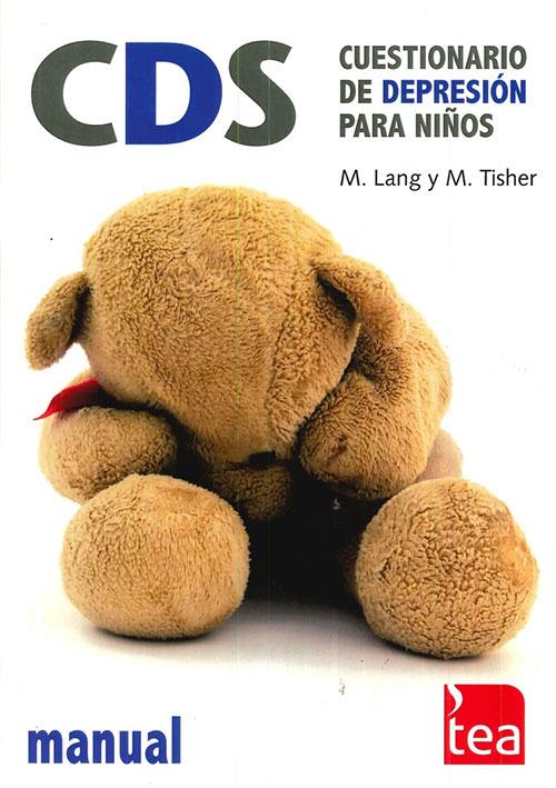 Cuestionario de Depresión para Niños, 2016 - Front Cover